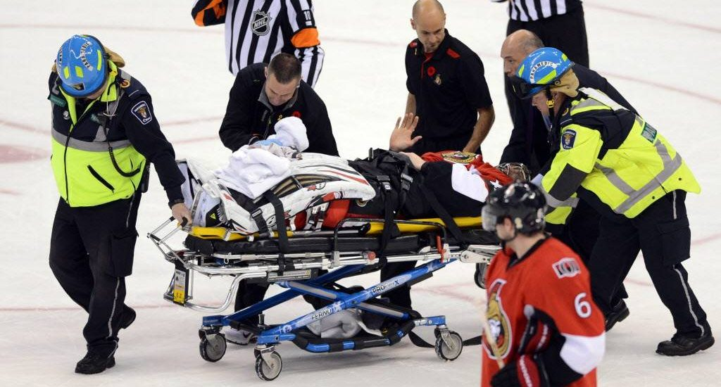 Top 3 Most Common Hockey Injuries