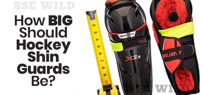How Big Should Hockey Shin Guards Be