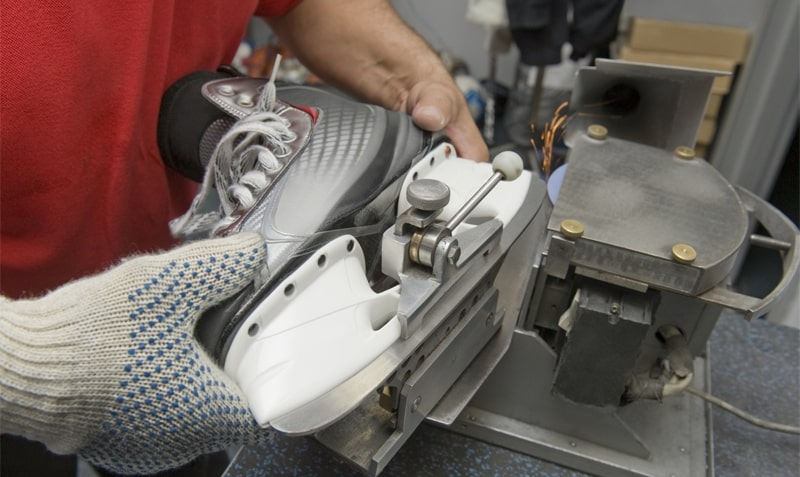 How often do Hockey Skates need to be Sharpened