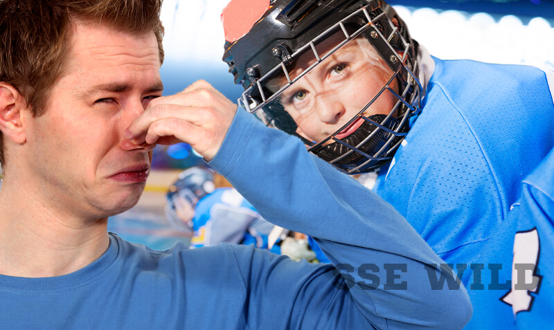 How to Clean Your Ice Hockey Equipment