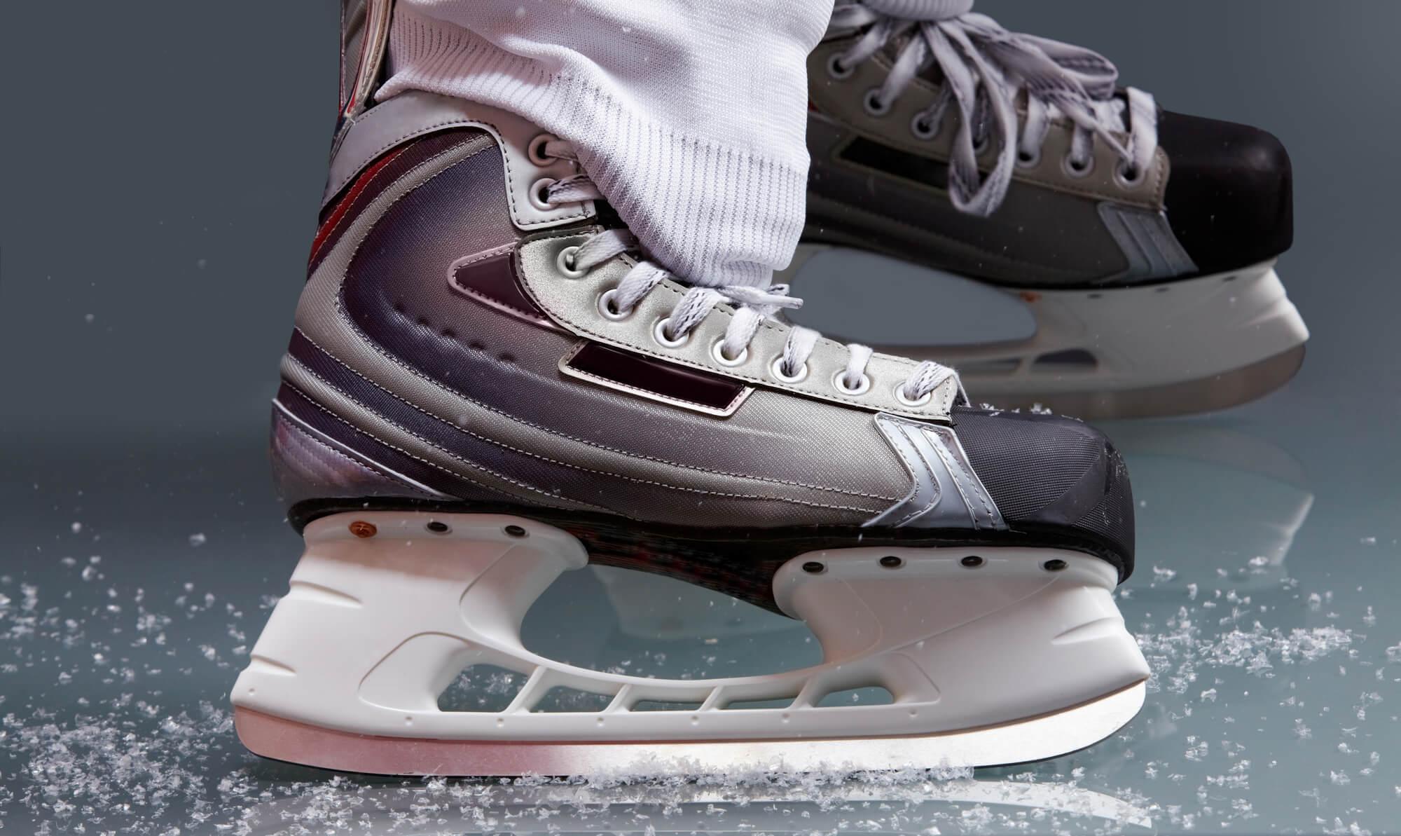Why are hockey skates so expensive
