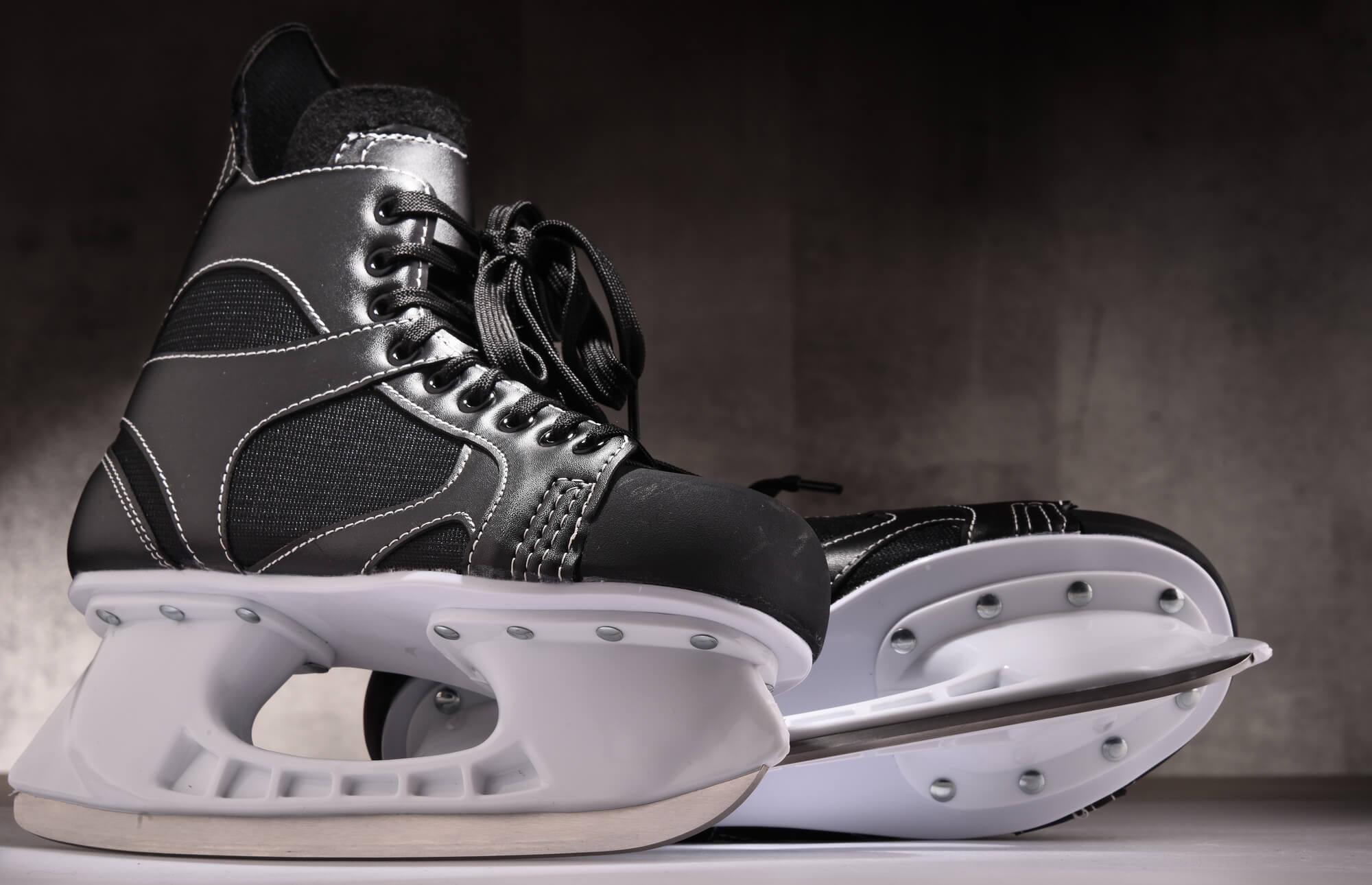 hockey skates hurt my feet